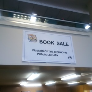 Book Sale at the Main Branch
